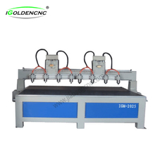 2-8 Multi Head Cnc Router Wood Carving Machine
